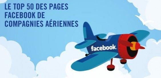 top 50 des compagnies aériennes