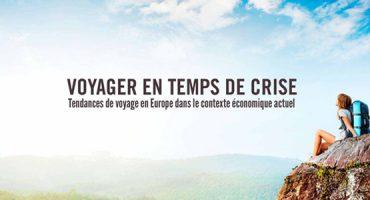 Etude eDreams: Comment voyagent les européens face à la crise?
