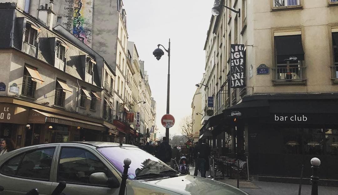 rue de la roquette paris