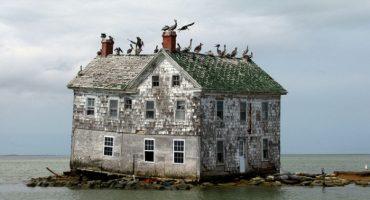 Photos incroyables de lieux abandonnés