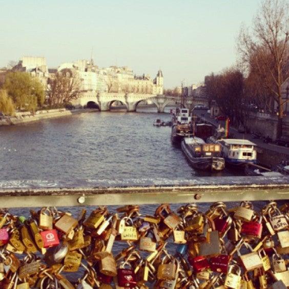 ponte delle arti cosa vedere a parigi edreams blog di viaggi