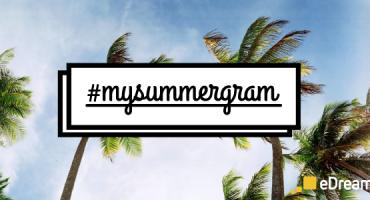 Vivez l'été avec #Mysummergram !