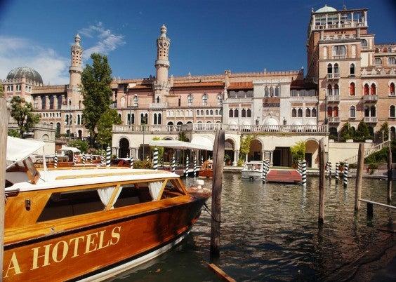 Grand -Hotel-Excelsior, lido, venise, italie