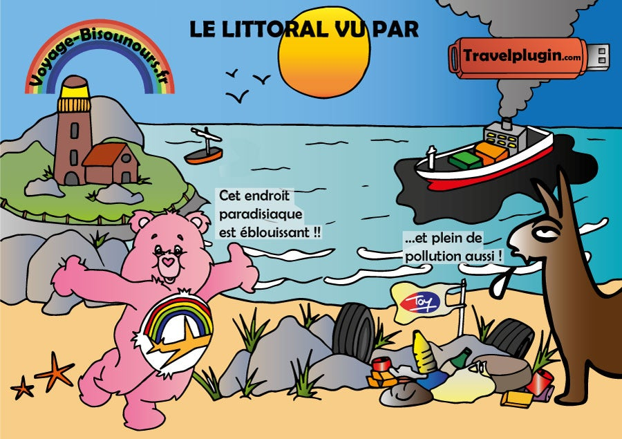 Dessins edreams comparaison littoral