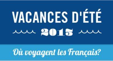 Quelles sont les destinations des français pour l'été 2013?