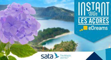 Fuyez la grisaille et partez en vacances sous le soleil des Açores !