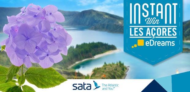 Instant Win Açores