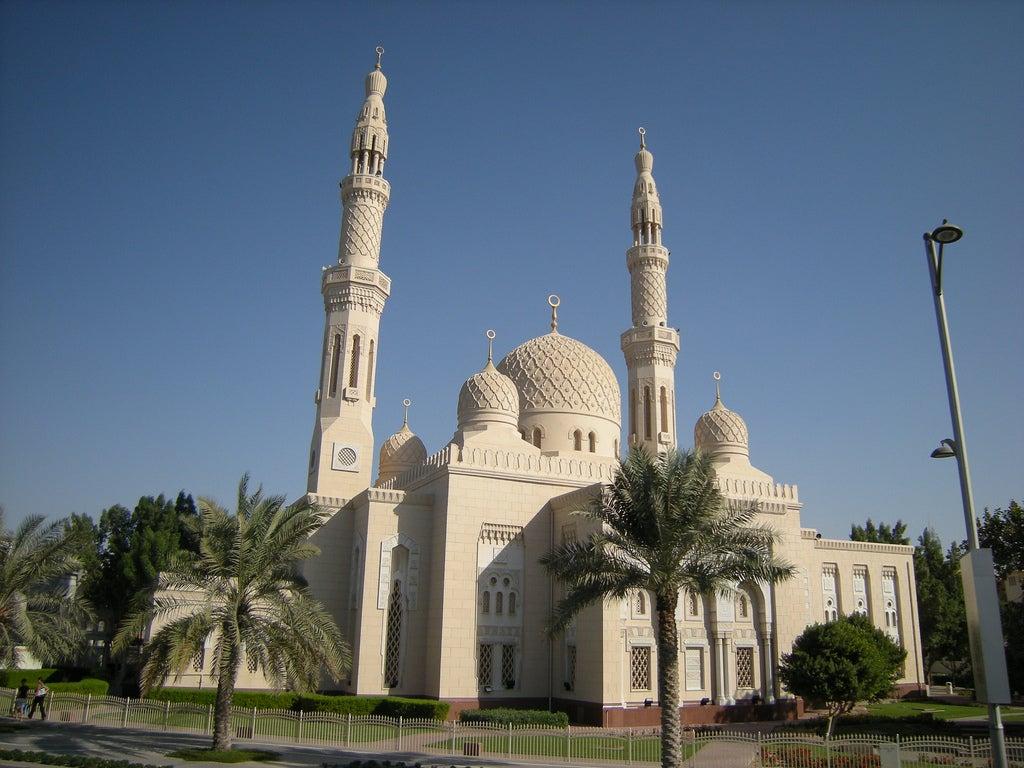 Mosquée Jumeirah Dubai - blog eDreams