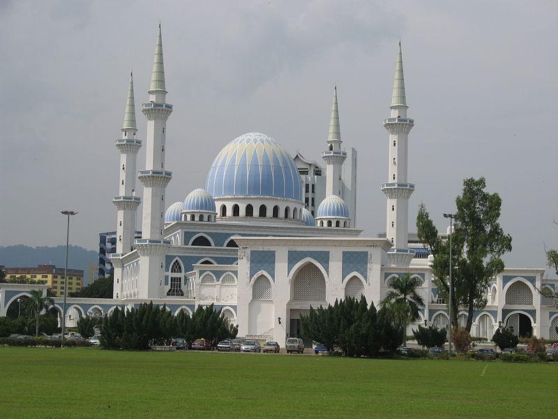 Mosquée de Pahang Malaisie - blog eDreams