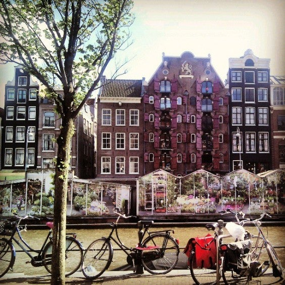 25 cose da fare ad amsterdam for Amsterdam dove alloggiare