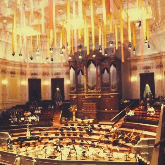 Concertgebouw, Amesterdão