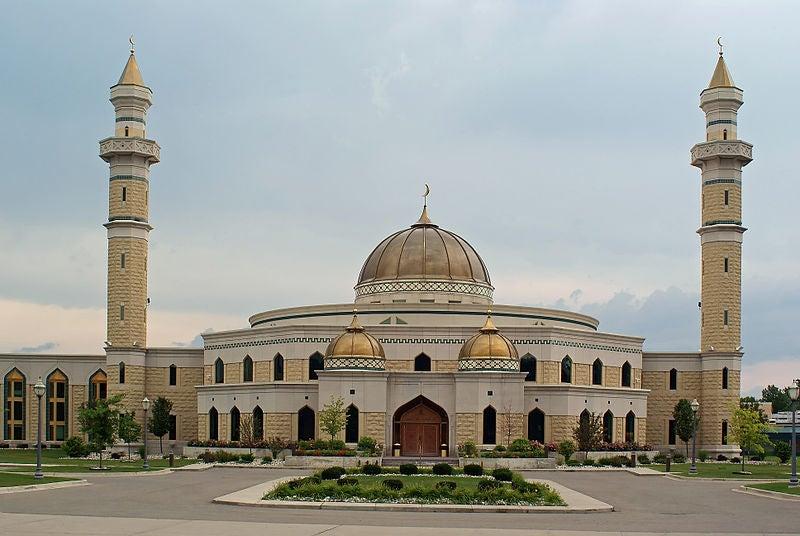 Centre islamique Dearborne Etats-Unis - blog eDreams