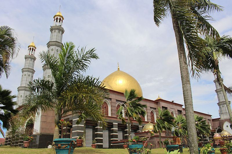 Mosquée Dian Al-Mahri Indonésie - blog eDreams
