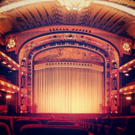 Tuschinski amsterdam cinéma