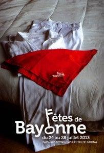 affiche- fetes de bayonne 2013