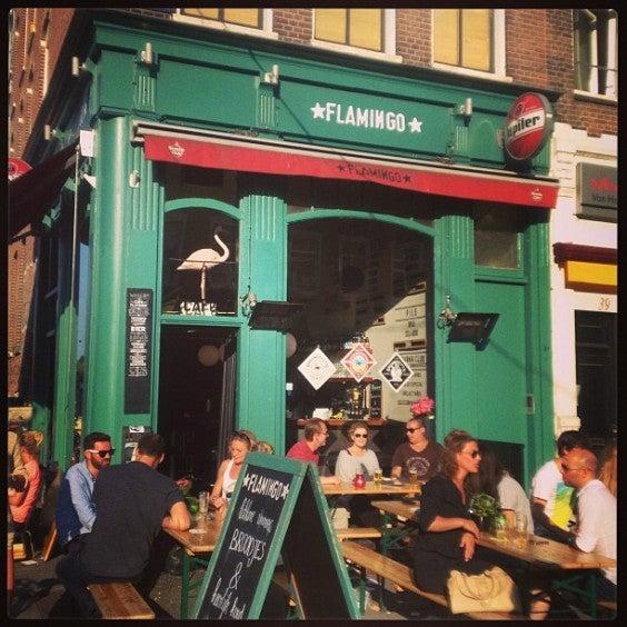 cafés bruns de Amesterdão
