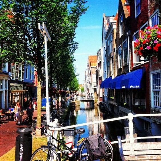 Delf, Países Baixos