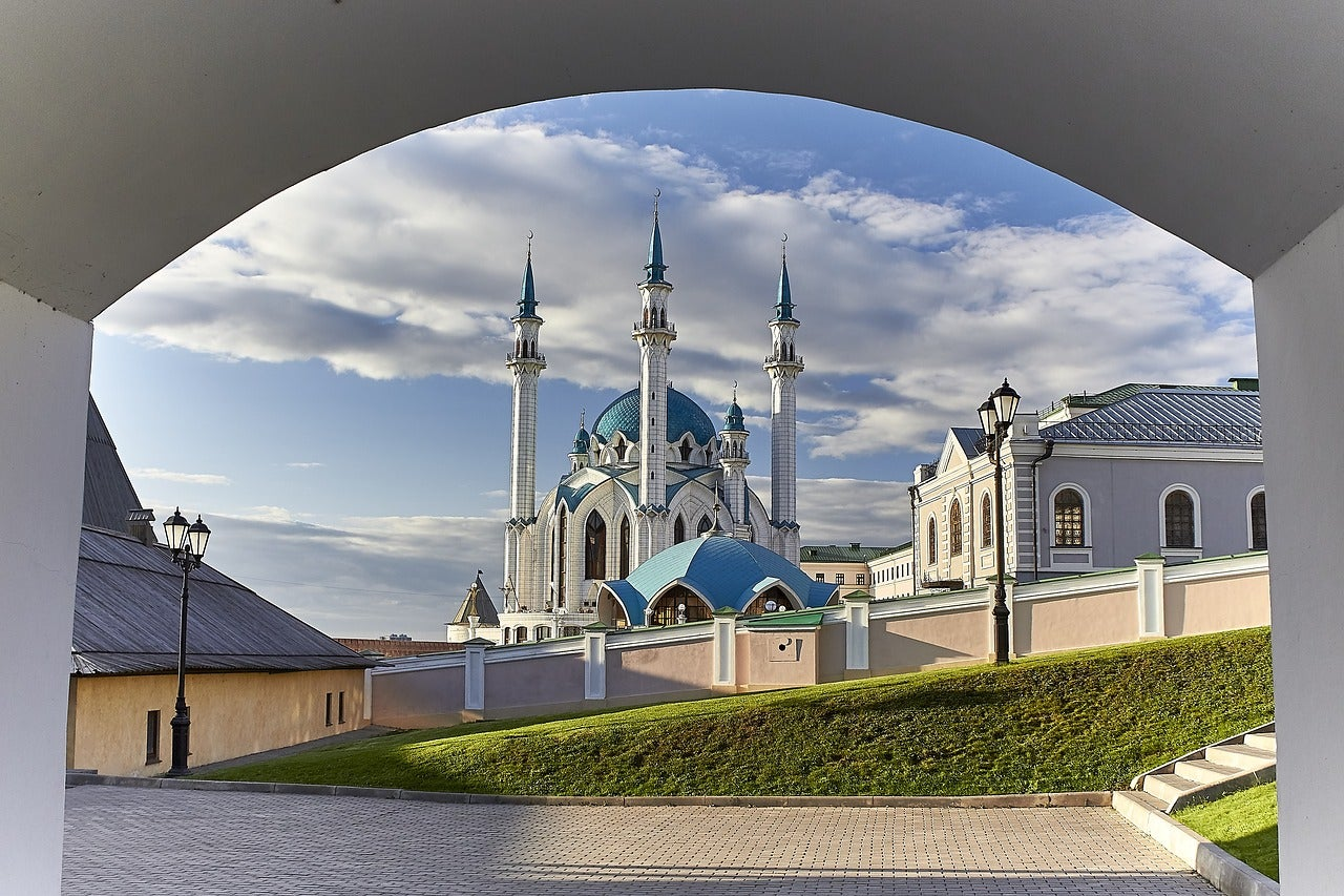 mosquée Qolşärif - blog eDreams