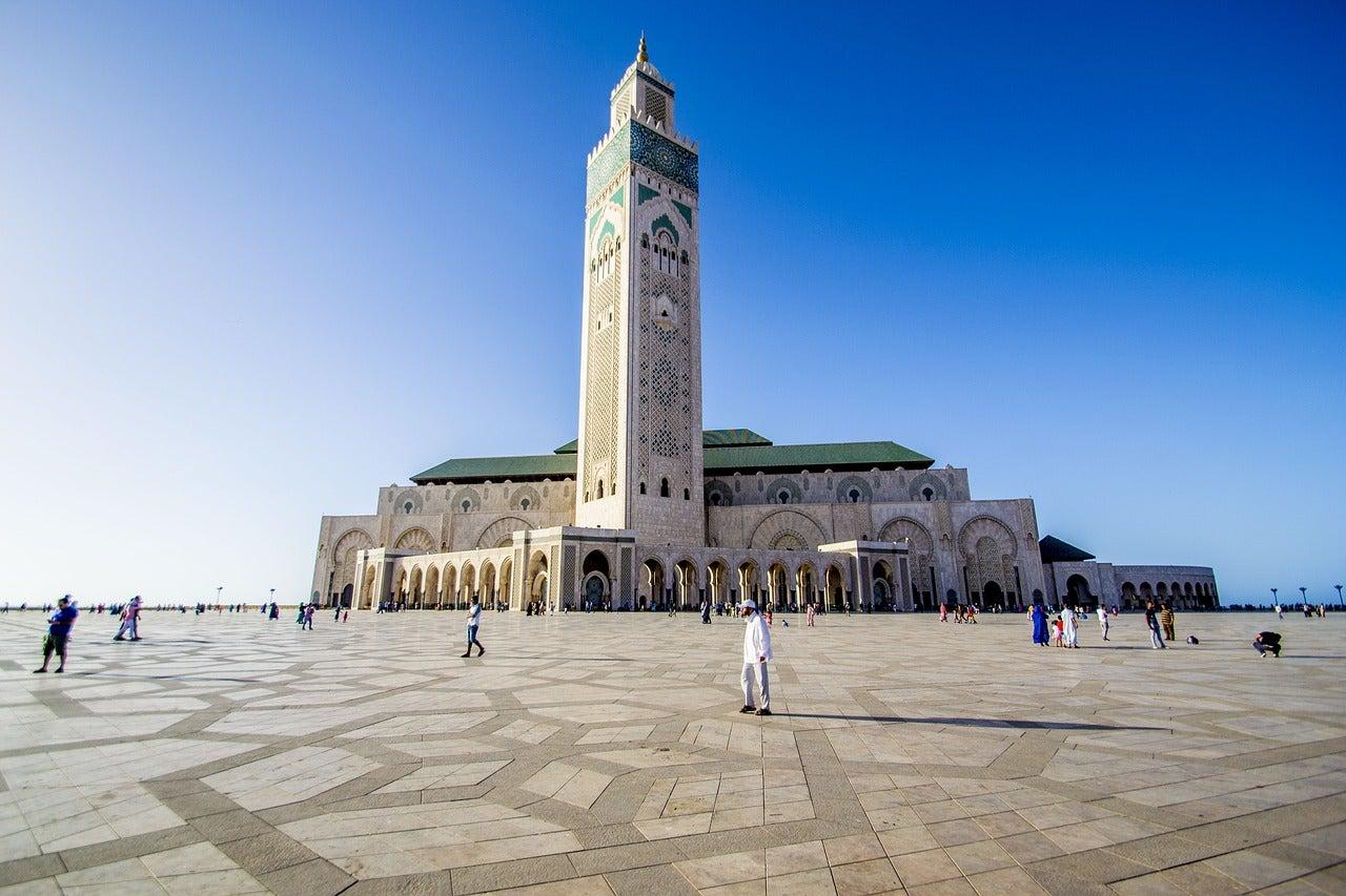 Mosquée Hassan II Maroc - blog eDreams