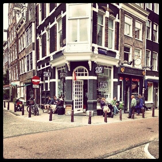 Que ver en Ámsterdam. nieuwespiegelstraat Amsterdam