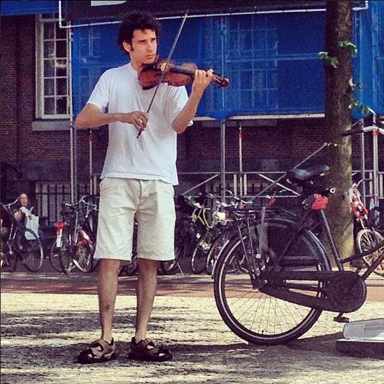 violoniste amsterdam
