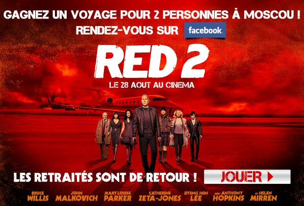 RED 2 Moscou