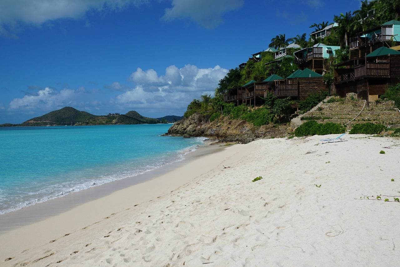 Plage d'Antigua eDreams