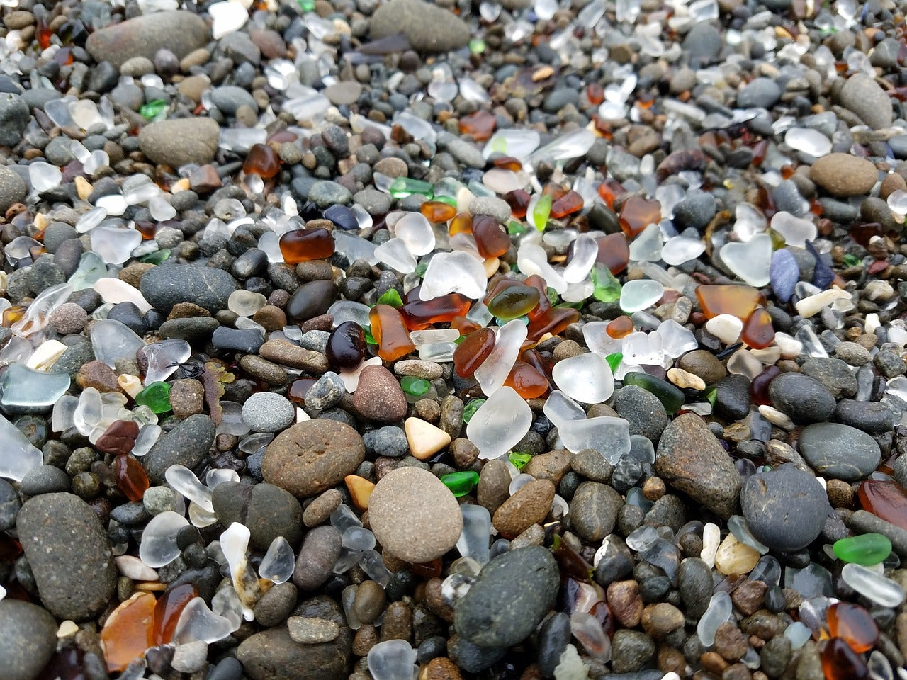 glass beach eDreams