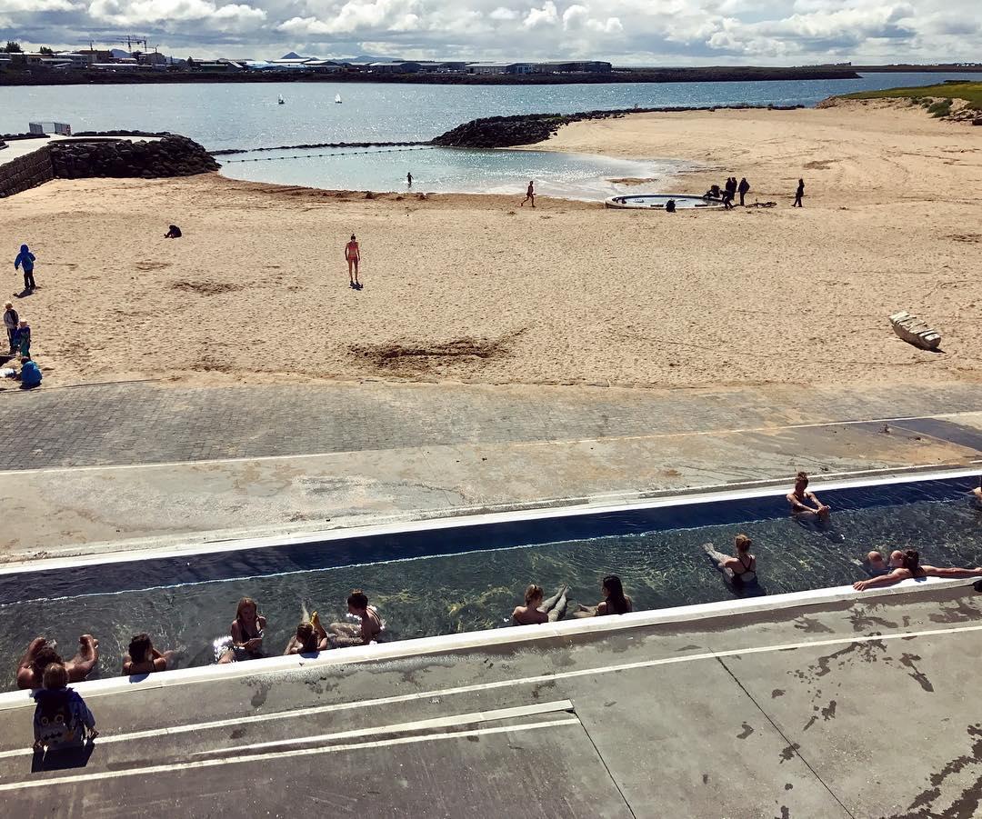 plage geothermique islande - blog eDreams