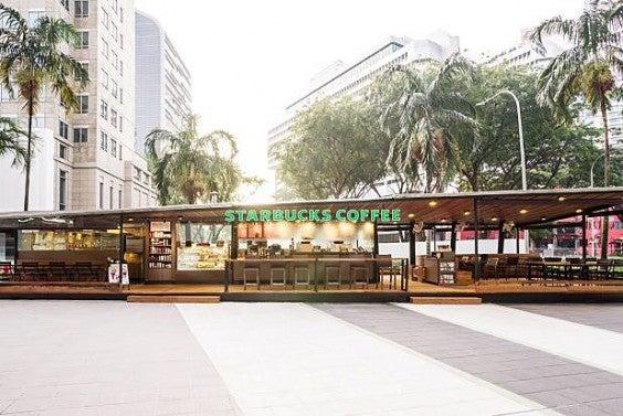 Starbucks singapour