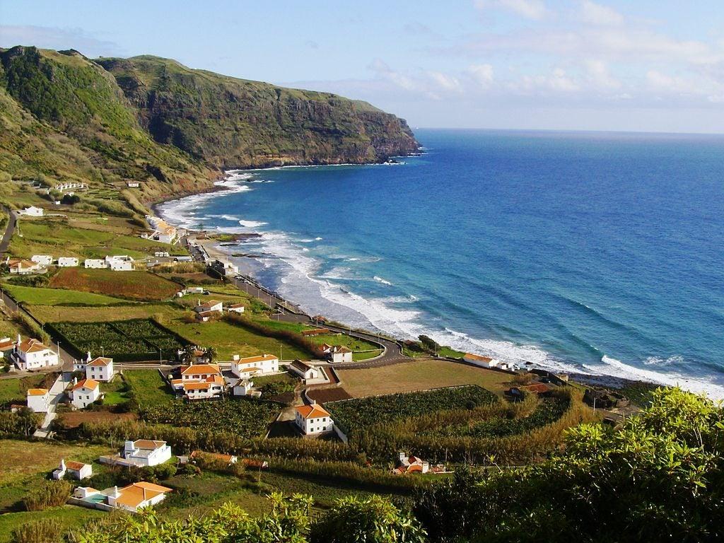 Praia Formosa Azores Portugal eDreams