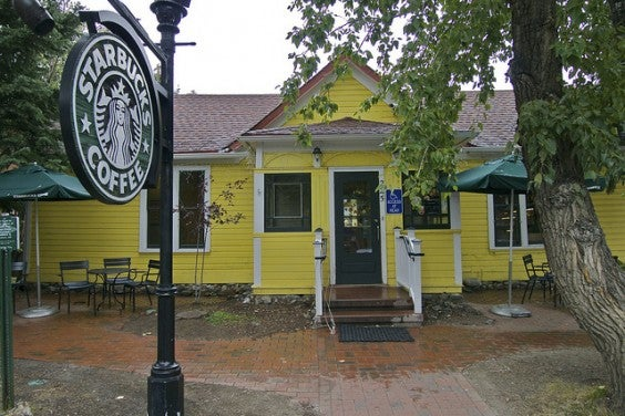 Breckenridge Starbucks