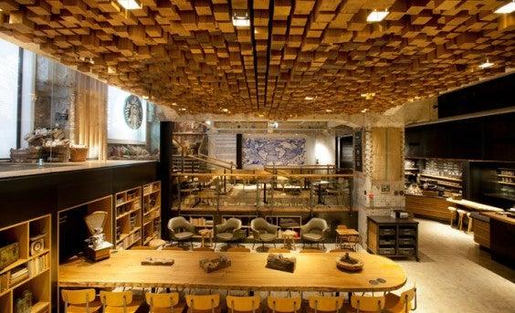 "Starbucks ""the bank"" Amsterdam, Pays - Bas"