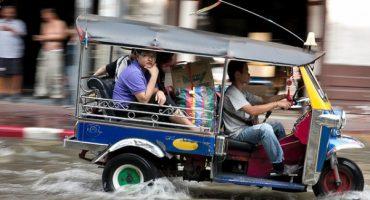 Les moyens de transport les plus étranges du monde