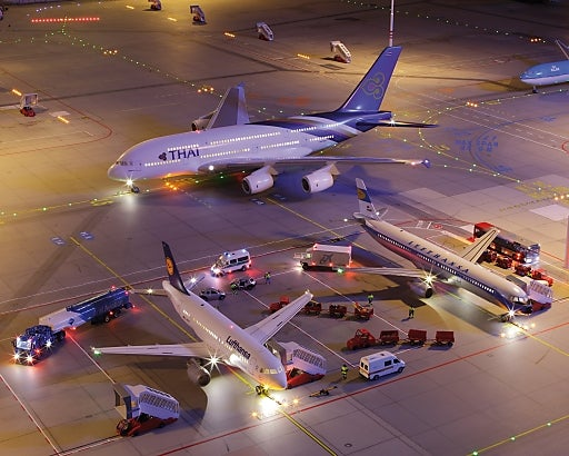 Knuffingen Airport