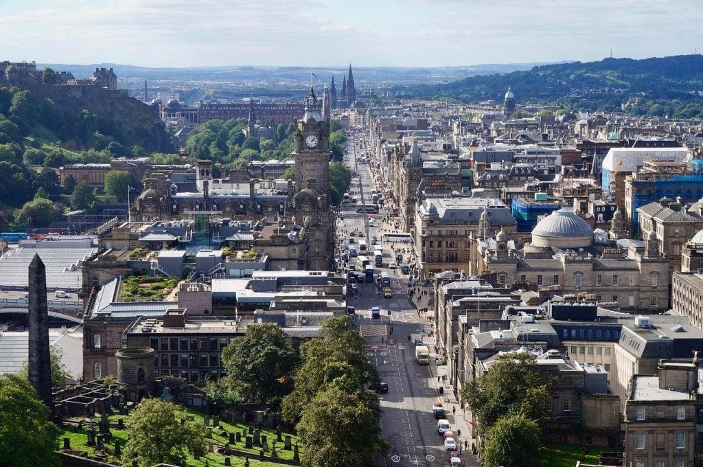 Edimbourg - blog eDreams