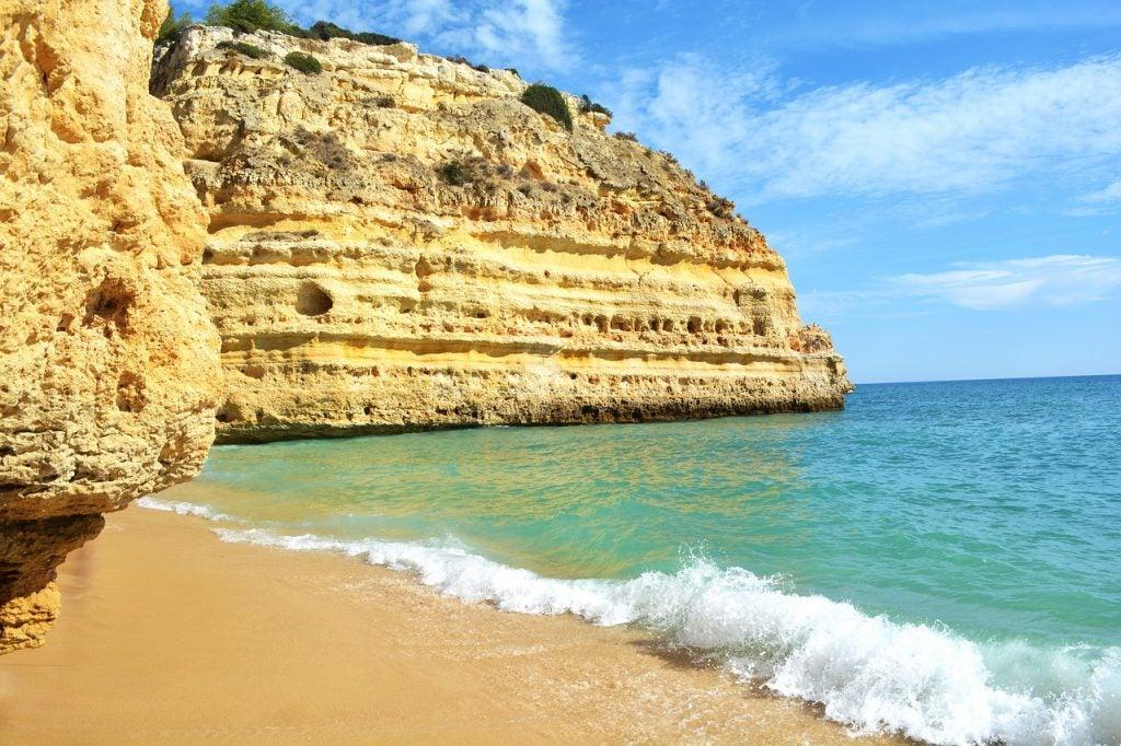 Praia Da Marinha Algarve Portugal eDreams