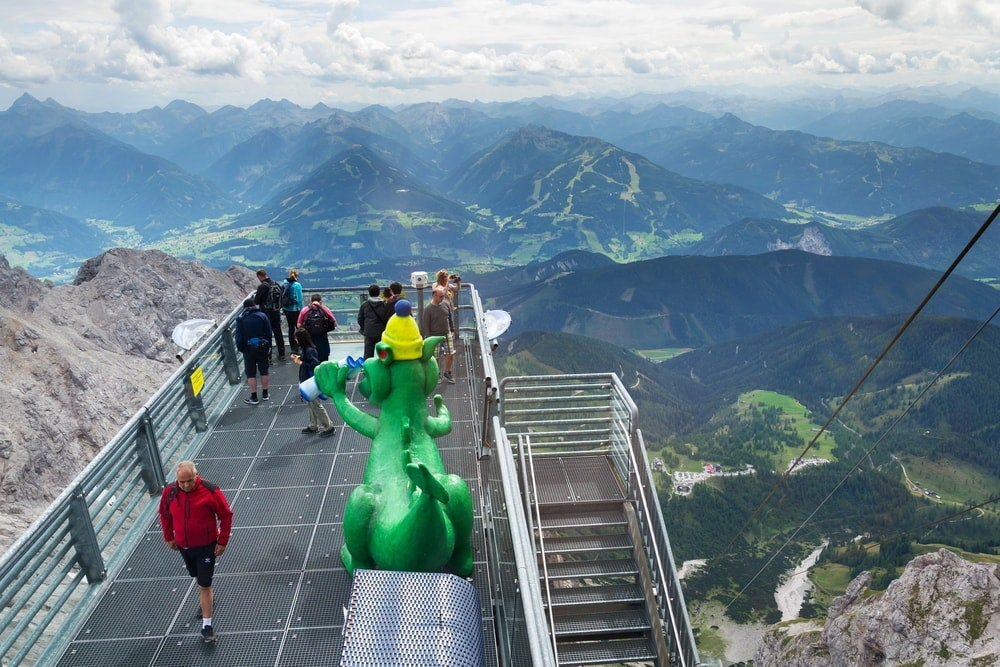 Dachstein Sky Walk - blog eDreams