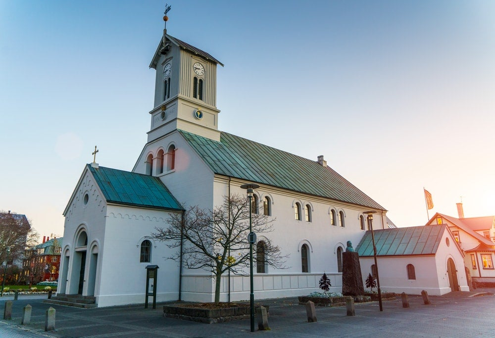 église Domkirkjan - blog eDreams