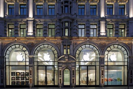 Apple Store Regent Street, Londres