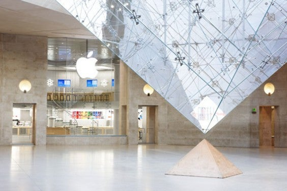apple Store Carrousel du Louvre, Paris