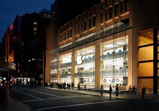 apple Store George Street, Sydney