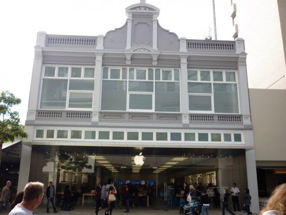apple store perth australie