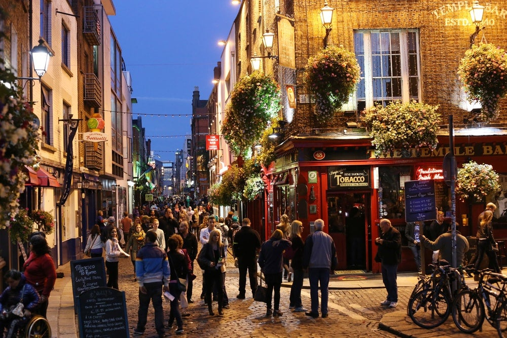 temple bar dublin - eDreams blog