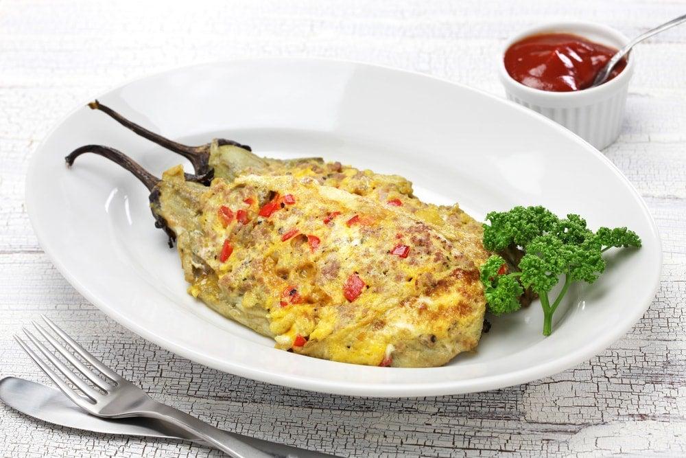 omelette de cerveau de porc - blog eDreams