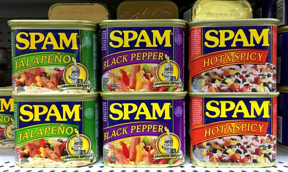 spam - blog eDreams