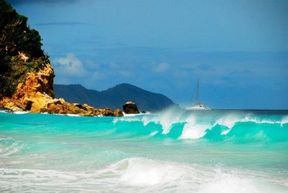 Ilhas Virgens Britânicas - Villa Aquamare