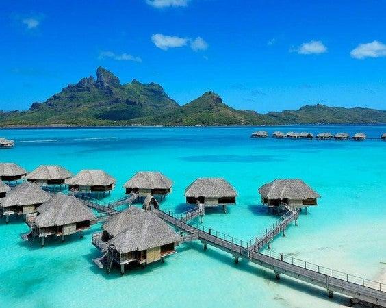 Motu Tehotu, Bora Bora