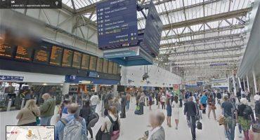 Visitez les aéroports et les stations de train grâce à Google Maps