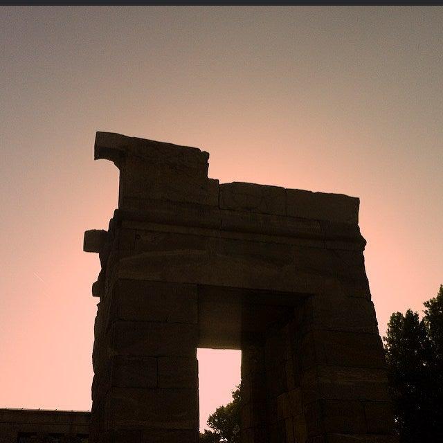 templo di debod cosa visitare madrid edreams blog di viaggi
